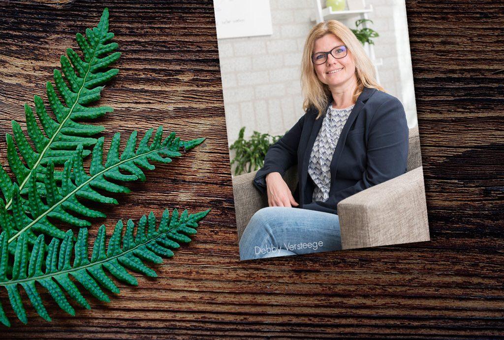 Debby Versteege psycholoog therapeut coaching counseling Schagen hollands kroon burnout stress overspannen
